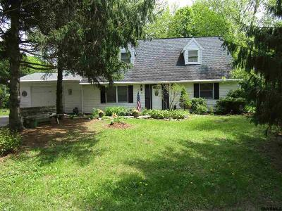 Stockport NY Single Family Home New: $174,000