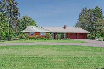 Saratoga County Single Family Home For Sale: 108 County Route 76