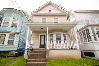 Albany Single Family Home New: 7 Stanwix St