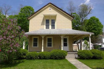 Saratoga County Single Family Home For Sale: 10 Woodard Av