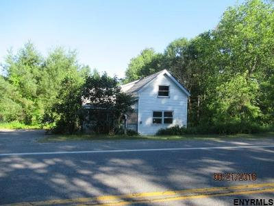 Saratoga County Single Family Home For Sale: 685 County Route 25
