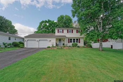 Clifton Park Single Family Home New: 42 Greenridge Dr