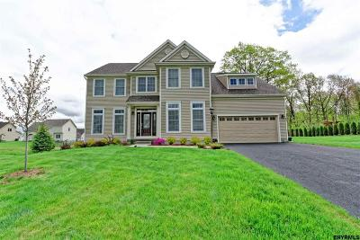 Colonie Single Family Home New: 21 Sutton Dr