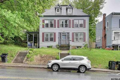 Troy Two Family Home For Sale: 142-144 Pawling Av
