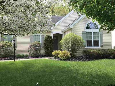 Clifton Park Single Family Home New: 23 Brittany Oaks