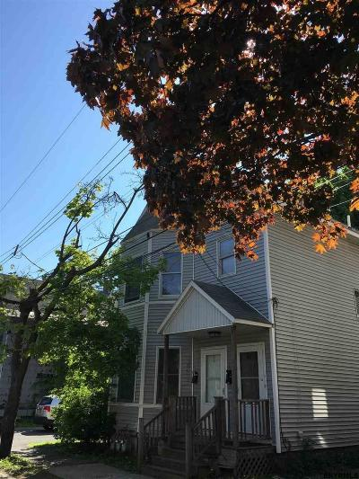 Schenectady Multi Family Home For Sale: 409-411 Mumford St