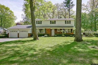 Clifton Park Single Family Home New: 15 Barcelona Dr