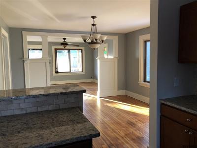 Glen Single Family Home Price Change: 705 South Holmes St