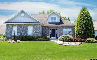 Colonie Single Family Home For Sale: 15 Cheshire Way