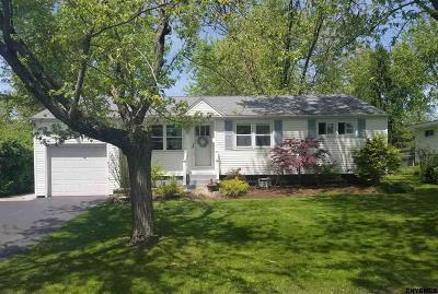 Colonie Single Family Home New: 24 Harold Av