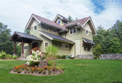 Saratoga Springs Single Family Home New: 149 Louden Rd