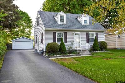 Rotterdam Single Family Home For Sale: 802 Duanesburg Rd