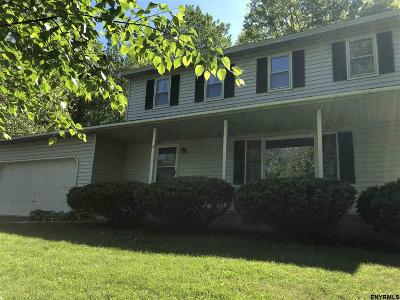 Rensselaer County Single Family Home For Sale: 2 Star Ter