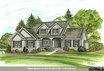 Mechanicville, Stillwater Single Family Home For Sale: 182 Gurba Dr Ext