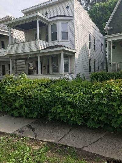 Albany Two Family Home For Sale: 620 Myrtle Av