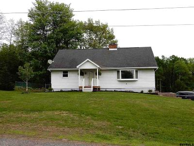 Rensselaer County Single Family Home For Sale: 26 Millard Rd