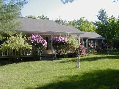 Albany County Single Family Home For Sale: 82 Elm La Ext
