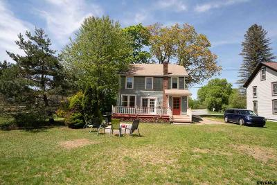 Saratoga County Single Family Home For Sale: 3694 Lewis Rd