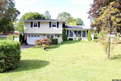 Schenectady County Single Family Home For Sale: 1007 Tomahawk Tr