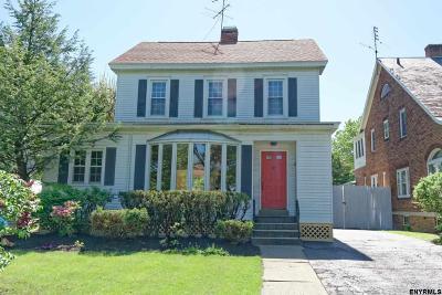 Albany NY Single Family Home New: $319,900