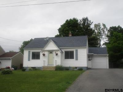 Schenectady Single Family Home For Sale: 2901 Windermere Rd