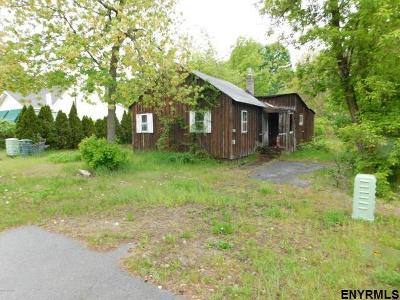 Queensbury, Fort Ann Single Family Home For Sale: 11 Main St