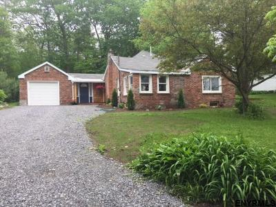 Saratoga County Single Family Home For Sale: 76 Eastside Dr