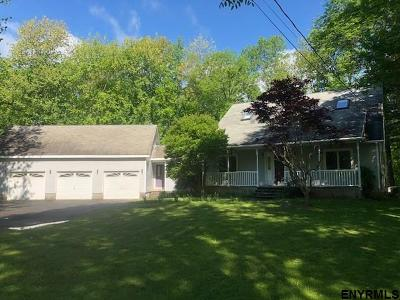 Saratoga County Single Family Home For Sale: 73 Rt 9p