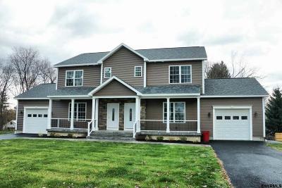 Mechanicville, Stillwater Single Family Home For Sale: 22 Kellogg Rd