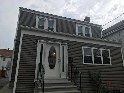 Albany NY Single Family Home New: $94,800