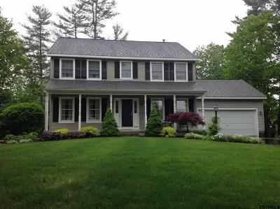 Ballston Spa Single Family Home For Sale: 357 Moonlight Dr