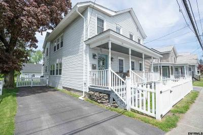 Waterford Single Family Home For Sale: 164 3rd St