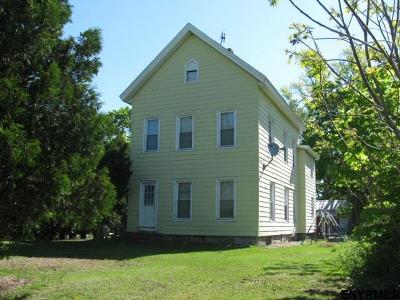Gloversville NY Single Family Home New: $72,900