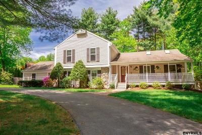 Niskayuna Single Family Home New: 851 Avon Crest Blvd