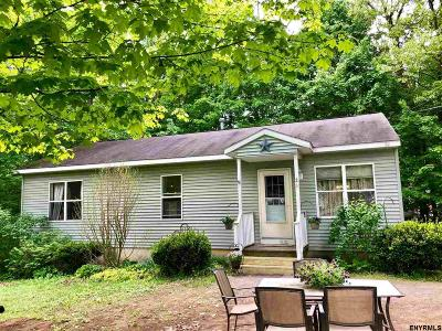Saratoga Springs Single Family Home New: 21 Loughberry Rd South