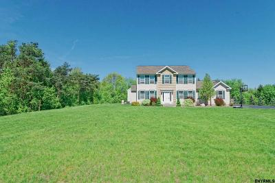 Rensselaer County Single Family Home New: 124 Abbey Rd