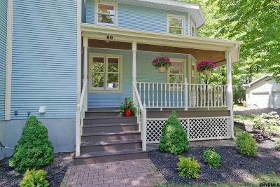 Saratoga Springs NY Single Family Home New: $549,900