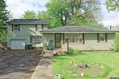 Rensselaer County Single Family Home New: 9 Rhode Island Av