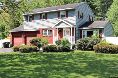 Saratoga Springs Single Family Home Price Change: 21 Lexington Rd