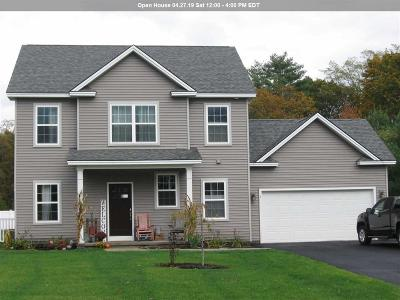 Saratoga County Single Family Home For Sale: 14 Sandy Blvd