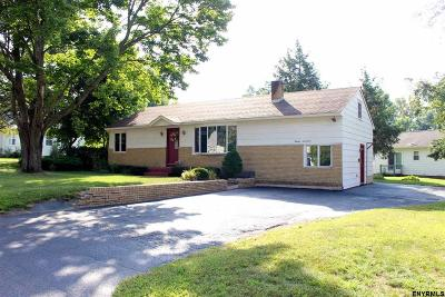 Rotterdam Single Family Home New: 2017 Pyle Rd