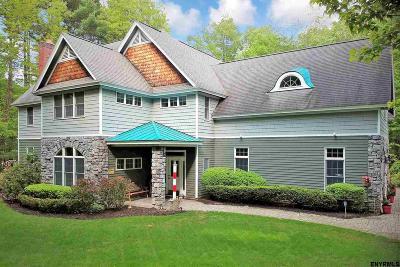 Saratoga Springs NY Single Family Home New: $746,000