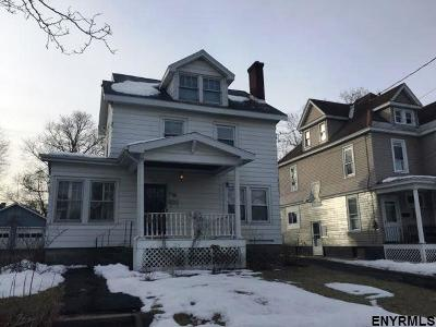 Schenectady County Single Family Home New: 1150 Waverly Pl
