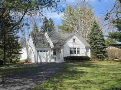 Albany County Single Family Home New: 1 Brockley Dr