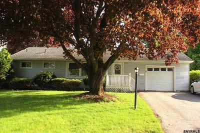 Albany County Single Family Home New: 6 Knadler Dr