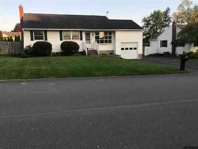 Colonie Single Family Home For Sale: 4 Chateau Ct