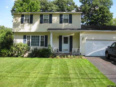 Saratoga County Single Family Home New: 92 Hathorn Blvd