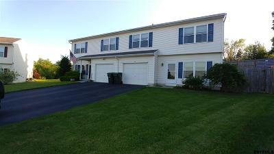Cohoes Single Family Home New: 40 Diane Ct