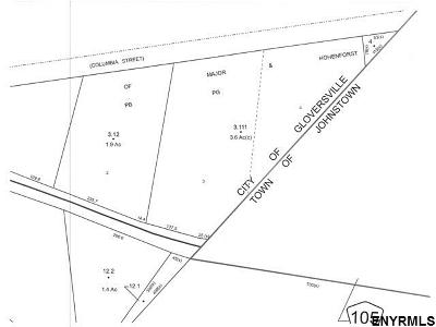 Gloversville Residential Lots & Land For Sale: Steele Av