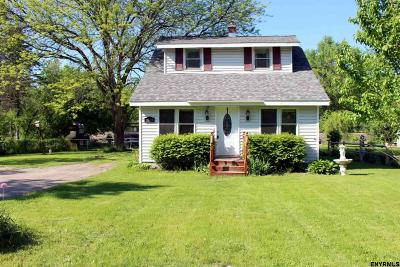 Schenectady County Single Family Home New: 1212 Vley Rd